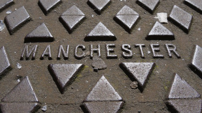 Where to run in Manchester, England