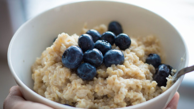 What should runners eat for breakfast?